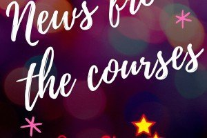 Holiday Course News