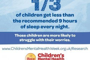 Monday 4th - Sunday 10th is Childrens Mental Health week